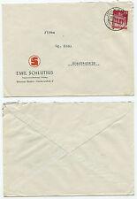 18114 - Bizone - Mi.-Nr. 85 - Beleg - Wiesloch 29.9.1948 nach Brackenheim