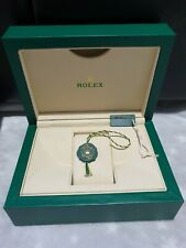 ROLEX WATCH BOX with Accessories in good condition xx FAST DELIVERY xx