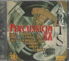 DVD Audio - JONATHAN FARALLI, PERCUSSION XX - ARTS 47558-6