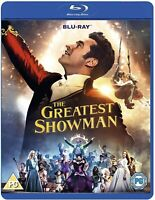 Blu-Ray THE GREATEST SHOWMAN * includes SING A LONG Music Film NEW *