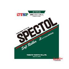 TSP spectol corto Espinilla de Tenis de Mesa Goma