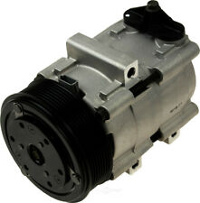 A/C Compressor and Clutch-Denso New WD Express 655 18007 122