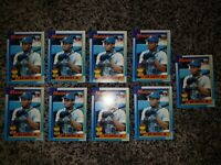 1990 Topps Ken Griffey Jr Bloody Scar Variation Rookie Cup No. 336 lot of 9!