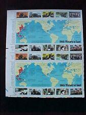 U.S: #2981 32¢ WWII 1945 VICTORY AT LAST MINT SHEET/20 NH OG