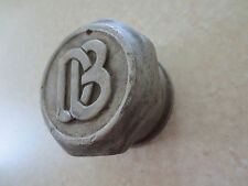 Original vintage 1920s Dodge Brothers automobile hubcap
