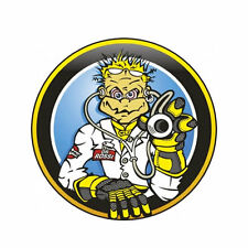 Valentino Rossi Doctor Logo Sticker -  New Official Merchandise