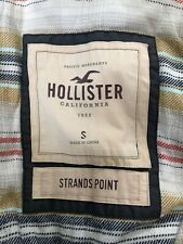 hollister small winter jacket