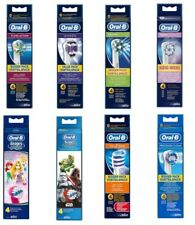 ALL ORIGINAL Oral-B Electric Toothbrush Heads Replacements available all models