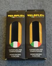 Veloflex Record Clincher 700x23 Tire Pair - Two Tires