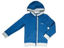 Hugo Boss Sweatshirtjacke Größe 8, 10, 12 14, 16 NEU Sommer 17