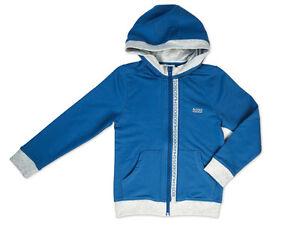 Hugo Boss Sweatshirtjacke Größe 8, 10, 12 14, 16 NEU Sommer 17 79-95 €