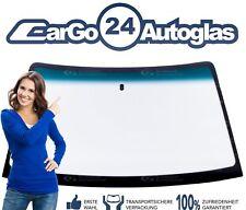 Opel Kadett E Frontscheibe Windschutzscheibe mit Blaukeil + Rahmen Neu Versand