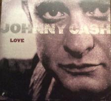 Johnny Cash – Love - CD Digipak - Brand NEW