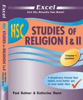 NEW EXCEL HSC-STUDIES OF RELIGION I & II STUDY Guide 9781741252507 Free Shipping