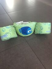 New listing Stearns Puddle Jumper Green Toddler Swim Float 30-50 Lbs