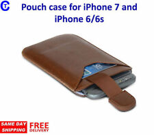 Unbranded/Generic Synthetic Leather Mobile Phone Cases, Covers & Skins for iPhone 6s