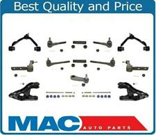 F150 2 Wheel Drive 97-03 Control Arms Tie Rods Ball Joints MASTER 15Pc  KIT