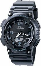 Read 1st Casio Men's Illuminator Analogue Digital LCD Black Solar Watch Ff3