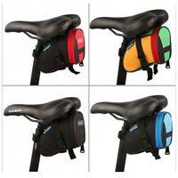 OUTERDO Waterproof   Saddle Bag Rear Seat Storage Tail Pouch PACK