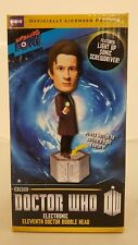 11th Doctor Who Electronic Bobble Head NEW