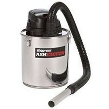 NEW SHOP VAC 4041200 5 GAL STAINLESS STEEL ASH STOVE SOOT VACUUM CLEANER 6224240