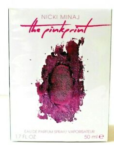 NICKI MINAJ THE PINK PRINT EAU DE PARFUM SPRAY 1.7OZ 50ML NEW IN BOX SEALED
