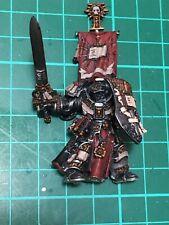 Warhammer 40K Caballeros Lord Kaldor draigo fuera de imprenta Gris Metal