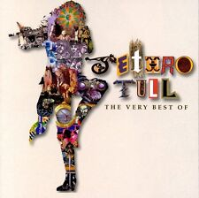Jethro Tull Very Best Of CD NEW SEALED Living In The Past/Songs From The Wood+