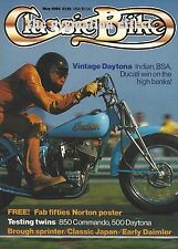 Norton Commando MkIII Watsonian Sidecar Triumph Daytona OK Supreme Flying Cloud