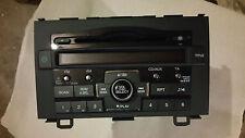 Autoradio originale Honda CR-V CRV 2007-2012 Mod 39100-SWA-G102