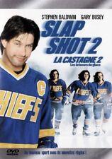La Castagne 2 Slap Shot 2 Les briseurs de glace DVD NEUF SOUS BLISTER