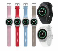 Cinturino per orologio da polso in silicone per Samsung Galaxy Gear S2 BSM-R720