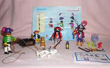 Superbe playmobil set 3939 'Pirates Équipe' , complètement & très bien conservé!