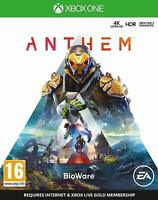 Anthem Xbox One - New and Sealed