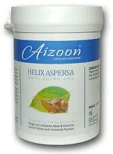 2x 250ml Schneckengel Cellulite Schneckenschleim Anti Aging Akne Gel Aizoon Narb