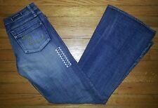 Motley Flare NWOT Sz 30 31x32 Light Blue ROCK & REPUBLIC Blue Jeans! p2578