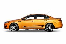 gt stripe decal set for Ford Falcon and Ford Sprint 2015 2016 sedan NEW