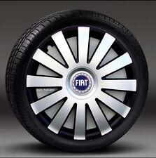 "4x14"" (FULL SET) wheel trims, Hub Caps, Covers to fit Fiat PUNTO,500"