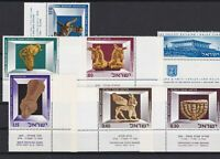 israel mint never hinged stamps ref r9917