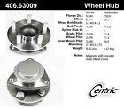 Wheel Bearing and Hub Assembly-Premium Wheel Bearing & Hub Assembly Front