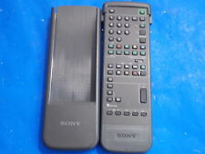 SONY TV VIDEO Double Sided REMOTE RM-826 Control GENUINE ORIGINAL VGC