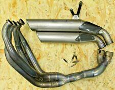 MV Agusta Brutale 1078 RR 989R 05 2006 2007 2008 full exhaust Titanium corse F1