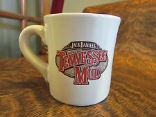 "VINTAGE JACK DANIELS ""TENNESSEE MUD"" THICK AND HEAVY MUG CUP, WITH RECIPE"