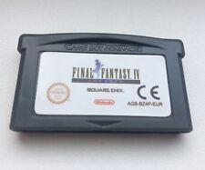 Final Fantasy IV  für Nintendo GBA,DS,3DS,GAME BOY ADVANCE  DE/FR/EN/IT/ES