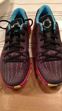 NEW Nike ZOOM Kevin Durant Youth Shoes, Size 6.5. Very Colorful Shoes!!!!