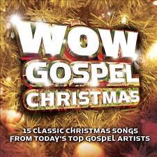 Wow Gospel Christmas [15-Track] CD - NEW