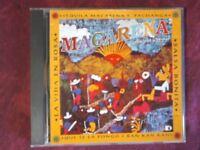 COMPILATION - MACARENA (16 TRACKS, DISCOMAGIC). CD