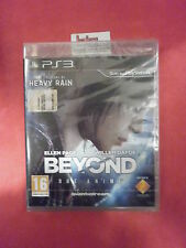BEYOND DUE ANIME PS3 PLAYSTATION 3 NUOVO