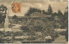 POSTCARD / NEW ZEALAND / NOUVELLE ZELANDE / TEA KIOSK SANATORIUM GROUNDS ROTORUA