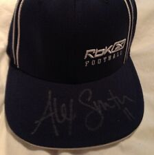 fa563deac 100% Authentic Alex Smith Signed Reebok Football Hat San Francisco 49ers